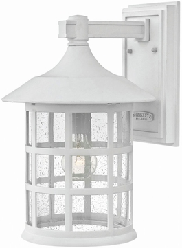 Hinkley 1805CW Freeport Classic White Outdoor Wall Lighting