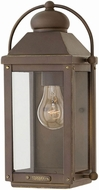 Hinkley 1850LZ Anchorage Light Oiled Bronze Exterior Lamp Sconce