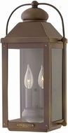 Hinkley 1854LZ Anchorage Light Oiled Bronze Outdoor Wall Sconce Lighting