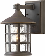 Hinkley 1860OZ Freeport Oil Rubbed Bronze Exterior 9 Wall Mounted Lamp