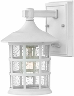Hinkley 1860TW Freeport Traditional Textured White Exterior Wall Sconce