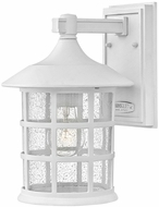 Hinkley 1864TW Freeport Traditional Textured White Outdoor Wall Lamp