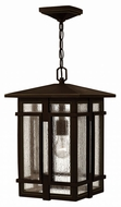 Hinkley 1962OZ Tucker Traditional Oil Rubbed Bronze Exterior Pendant Light Fixture