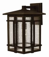 Hinkley 1965OZ Tucker Traditional Oil Rubbed Bronze Exterior Wall Sconce Lighting
