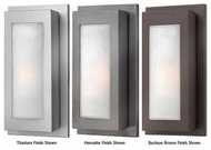 Hinkley 2050 Titan Small Outdoor Wall Sconce
