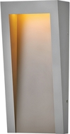 Hinkley 2144TG Taper Modern Textured Graphite LED Exterior Wall Sconce
