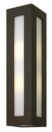 Hinkley 2195BZ Dorian Large Bronze Finish 25 Inch Tall Outdoor Wall Light Sconce