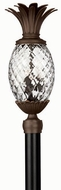 Hinkley 2221-CB Plantation Tropical Outdoor Post Light - 26 inches tall
