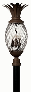 Hinkley 2227-CB Plantation Tropical Outdoor Post Light - 30 inches tall