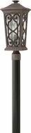 Hinkley 2271OZ Enzo Oil Rubbed Bronze Outdoor Lighting Post Light
