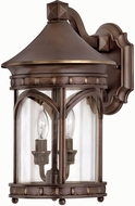 Hinkley 2310CB Lucerne 2 Light 15 Inch Outdoor Wall Sconce