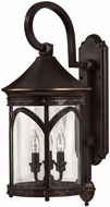 Hinkley 2314CB-LL Lucerne Traditional Copper Bronze LED Outdoor Light Sconce