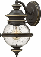 Hinkley 2340OZ Saybrook Oil Rubbed Bronze Outdoor Wall Light Sconce