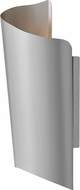 Hinkley 2355TT Surf Modern Titanium LED Outdoor Large Wall Lamp