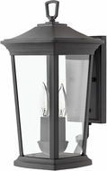 Hinkley 2360MB-LL Bromley Museum Black LED Outdoor 15.5 Light Sconce