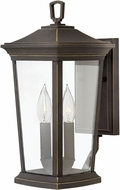 Hinkley 2360OZ-LL Bromley Oil Rubbed Bronze LED Exterior 15.5 Lighting Sconce