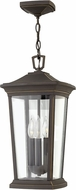 Hinkley 2362OZ-LL Bromley Oil Rubbed Bronze LED Exterior Hanging Pendant Light