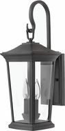 Hinkley 2364MB-LL Bromley Museum Black LED Outdoor 20 Lamp Sconce