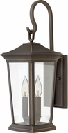 Hinkley 2364OZ-LL Bromley Oil Rubbed Bronze LED Exterior 20 Wall Sconce Lighting