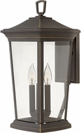 Hinkley 2365OZ-LL Bromley Oil Rubbed Bronze LED Exterior 19' Lighting Wall Sconce
