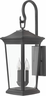 Hinkley 2366MB-LL Bromley Museum Black LED Outdoor 25 Wall Lighting Sconce
