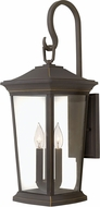 Hinkley 2366OZ-LL Bromley Oil Rubbed Bronze LED Exterior 25' Wall Sconce Lighting