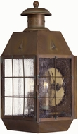 Hinkley 2374AS Nantucket 2 Light 17 Inch Outdoor Wall Sconce