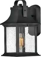 Hinkley 2390TK Grant Traditional Textured Black Outdoor Lighting Wall Sconce