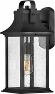 Hinkley 2394TK Grant Traditional Textured Black Outdoor Wall Sconce Lighting