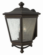 Hinkley 2465OZ Lincoln Oil Rubbed Bronze Exterior Wall Sconce Lighting