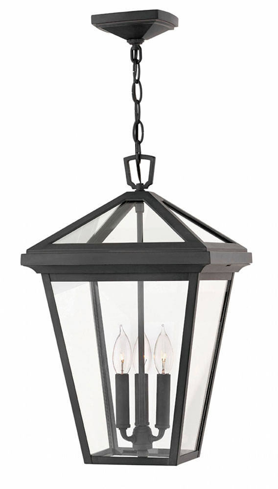 Hinkley 2562mb alford place museum black outdoor pendant light hinkley 2562mb alford place museum black outdoor pendant light fixture loading zoom aloadofball Images