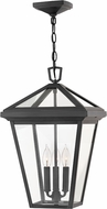 Hinkley 2562MB-LL Alford Place Museum Black LED Outdoor Drop Lighting