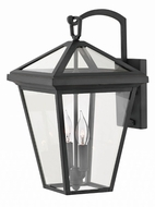 Hinkley 2564MB Alford Place Museum Black Exterior Medium Light Sconce