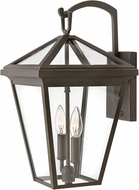 Hinkley 2564OZ-LL Alford Place Oil Rubbed Bronze LED Exterior 17.5 Sconce Lighting