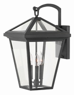 Hinkley 2565MB Alford Place Museum Black Outdoor Large Lighting Sconce
