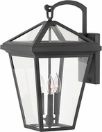 Hinkley 2565MB-LL Alford Place Museum Black LED Outdoor 20.5 Light Sconce