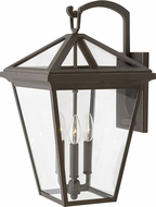 Hinkley 2565OZ Alford Place Oil Rubbed Bronze Exterior Large Wall Mounted Lamp