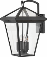 Hinkley 2568MB-LL Alford Place Museum Black LED Outdoor 24 Wall Light Fixture