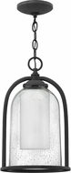 Hinkley 2612DZ-LED Quincy Contemporary Aged Zinc LED Outdoor Hanging Pendant Lighting