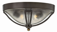 Hinkley 2643OB Bolla Olde Bronze Exterior Ceiling Light Fixture