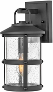 Hinkley 2680BK Lakehouse Traditional Black Outdoor Wall Light Fixture