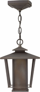 Hinkley 2742OZ Theo Oil Rubbed Bronze LED Exterior Drop Lighting Fixture