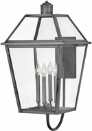 Hinkley 2775BLB Nouvelle Traditional Blackened Brass Outdoor Light Sconce
