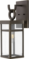 Hinkley 2800OZ Porter Contemporary Oil Rubbed Bronze Exterior Small Wall Light Sconce