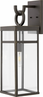 Hinkley 2805OZ Porter Contemporary Oil Rubbed Bronze Exterior Large Wall Light Sconce