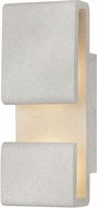 Hinkley 2810CG Contour Contemporary Cement Gray LED Exterior 15 Wall Sconce Lighting