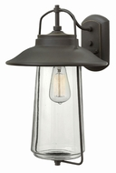 Hinkley 2865OZ Belden Place Oil Rubbed Bronze Outdoor Wall Mounted Lamp