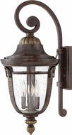 Hinkley 2905RB Key West Traditional Regency Bronze Exterior Large Lamp Sconce