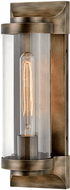 Hinkley 29060BU-LL Pearson Burnished Bronze LED Exterior Wall Light Sconce