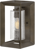 Hinkley 29300WB-LL Rhodes Warm Bronze LED Exterior Wall Lighting Sconce